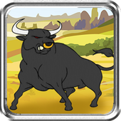 Bull Race Game icon