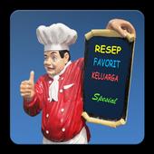 Resep Favorit Keluarga icon