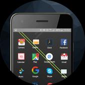 Theme launcher for HTC Desire 10 Pro icon