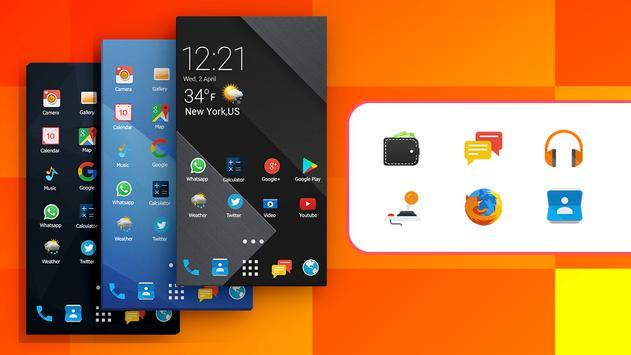 Theme launcher for HTC Desire 10 Pro apk screenshot