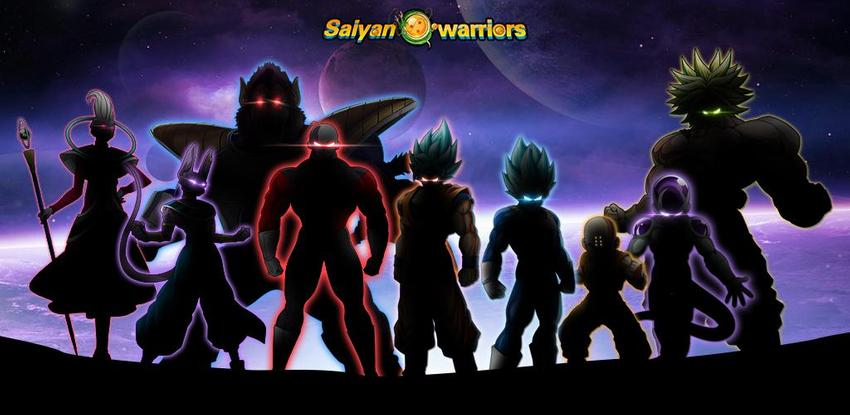 APK Saiyan Warriors : Battle