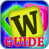 Best Guide for Words Friends icon