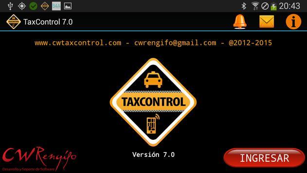 TaxControl Conductor screenshot 2
