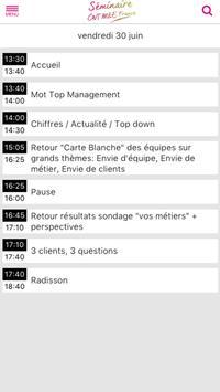 Séminaire CWT M&E France apk screenshot