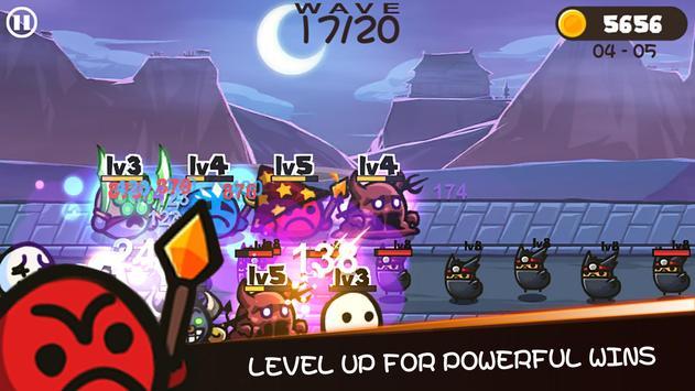 Golden Defenders screenshot 3