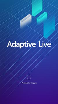Adaptive Live poster
