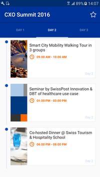 CXO Technology Summit 2016 apk screenshot