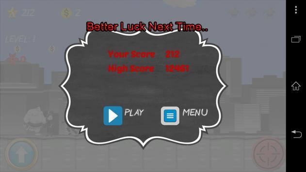Scary Run apk screenshot