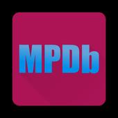MPDb : Movie Poster Database icon