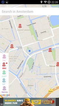 Amsterdam Bike Guide apk screenshot