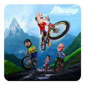 Motu Patlu Bike Cycling icon