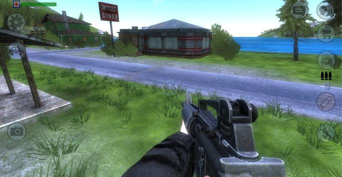 Experiment Z - Zombie screenshot 1