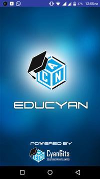 EDUCYAN poster