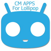 CyanogenMod Apps for Lollipop icon