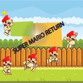 Super Cybor Mario Top Gun icon