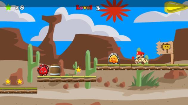 Super Cybor Mario Top Gun screenshot 2