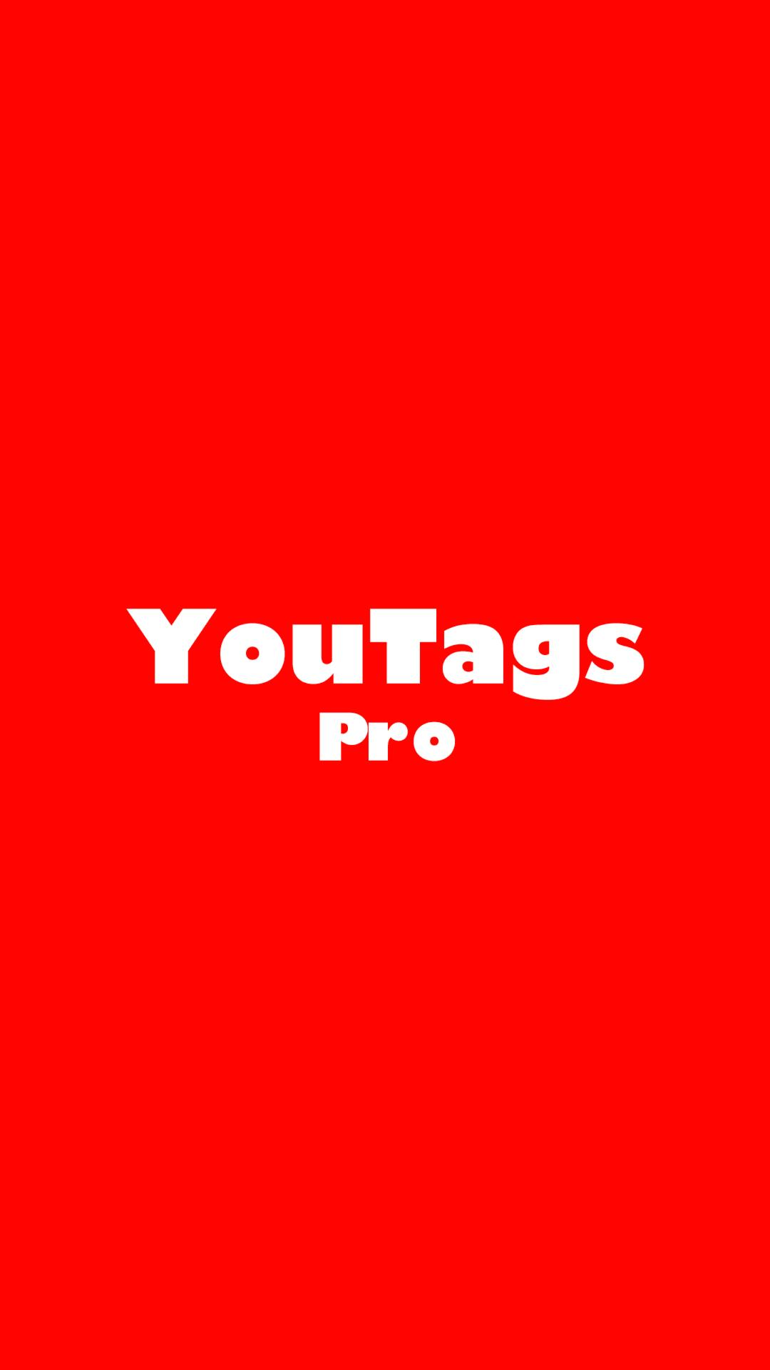 YouTags Pro for Android - APK Download