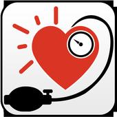 Blood Pressure Checker icon