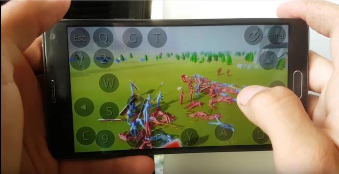 SmartGuide Epic Batle Simulator poster