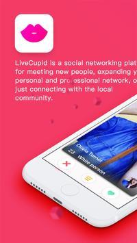 LiveCupid poster