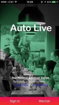 AutoLive poster