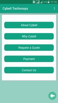 CybellTechnosys apk screenshot