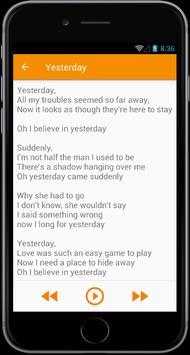 The Beatles Yesterday screenshot 2