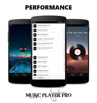 Music Player - Audio Player screenshot 4