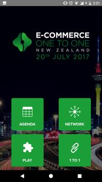 E-Commerce One to One poster