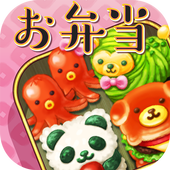 Soft! Cute Animal Lunchbox! icon
