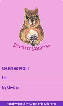 Scentsy Squirrel screenshot 2