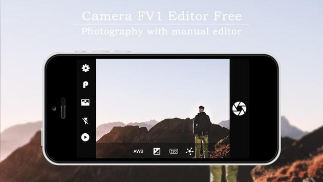 Camera FV51 Editor Free poster