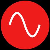 Simple tone generator free icon