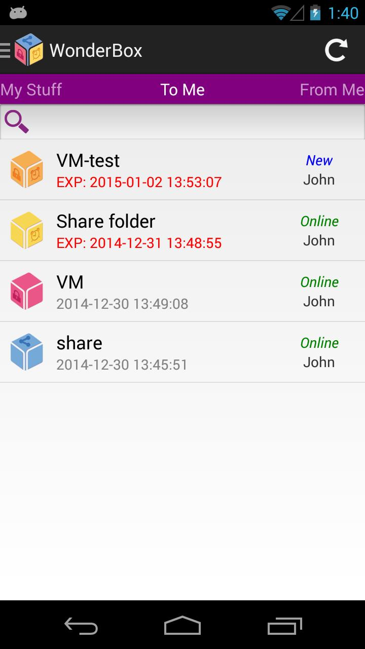 WonderBox for Android - APK Download