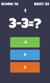 Fast Quick Math - math workout screenshot 3