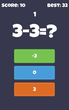 Fast Quick Math - math workout screenshot 8