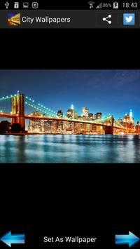 City Wallpapers apk screenshot