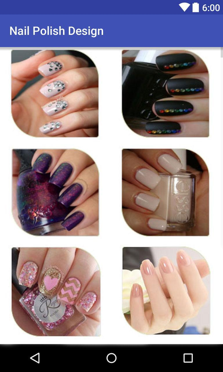 Latest Nail Polish Design 2018 for Android - APK Download