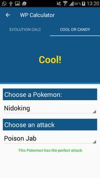 CP-Calculator for Pokemon Go apk screenshot