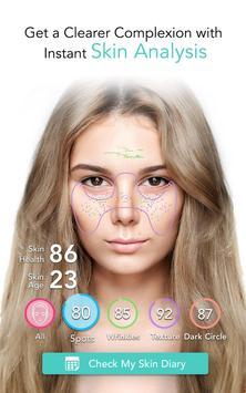 YouCam Makeup - Magic Selfie Makeovers apk screenshot