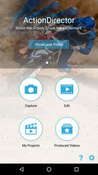 ActionDirector Video Editor - Edit Videos Fast poster
