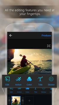 ActionDirector screenshot 1
