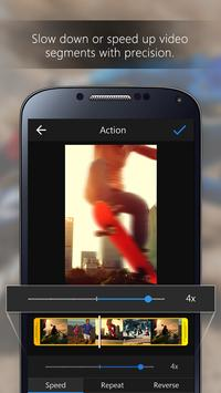 ActionDirector Video Editor - Edit Videos Fast apk screenshot