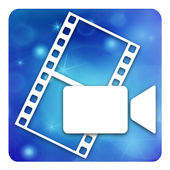 PowerDirector Video Editor App: 4K, Slow Mo & More आइकन