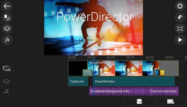 PowerDirector Screenshot 16