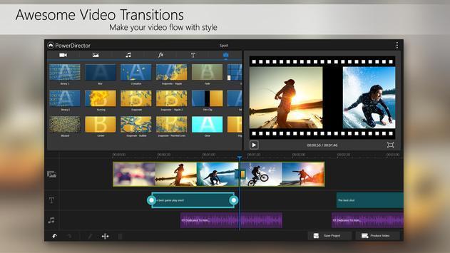 PowerDirector Screenshot 21