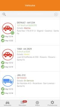 TrailingSat apk screenshot