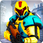 Robot War Army Clash icon