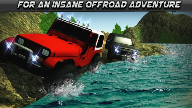 Offroad Hill Driving - Addictive Car Simulator poster