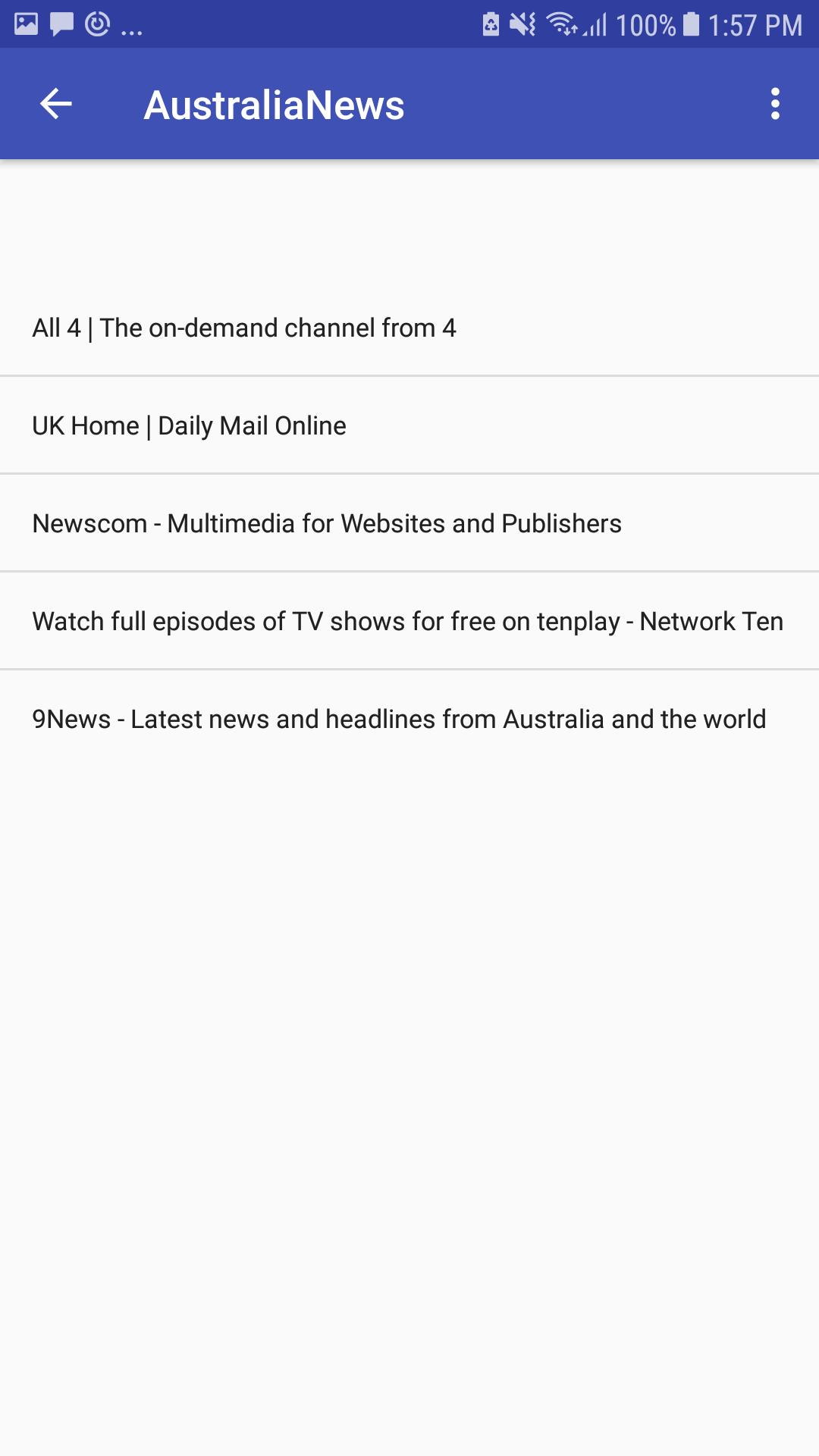 Australian News App | All Australia News papers for Android